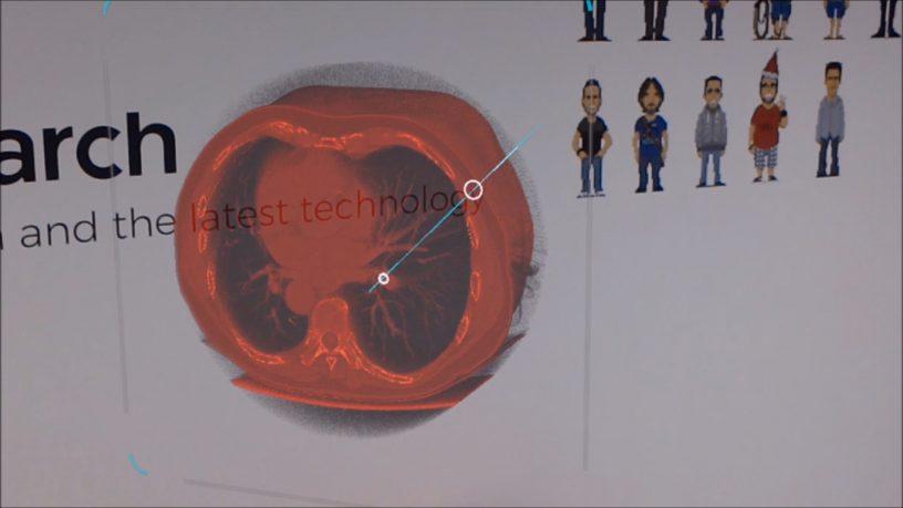 Former les chirurgiens en AR pour les biopsies