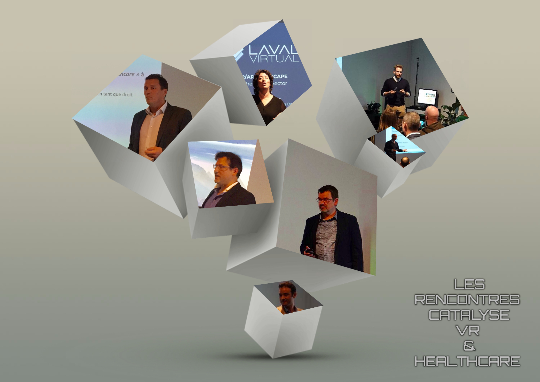 Les speakers des rencontres catalyse
