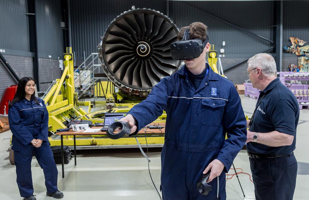 Qatar Airways intègre la réalité virtuelle pour former ses ingénieurs