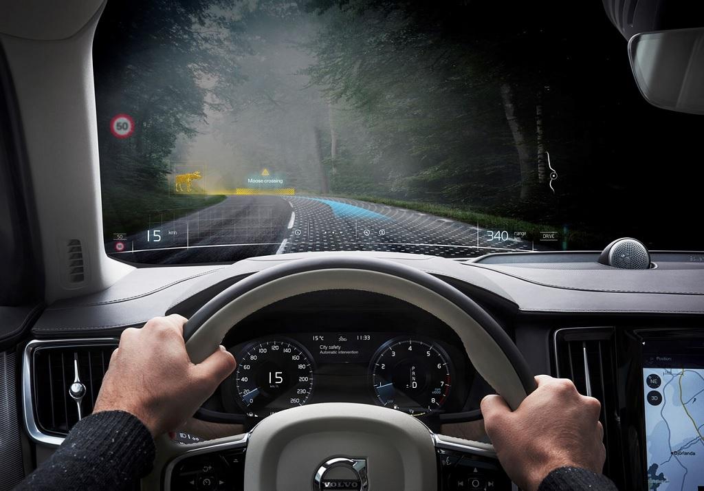 Volvo utilise la réalité mixte et le casque Varjo XR-1