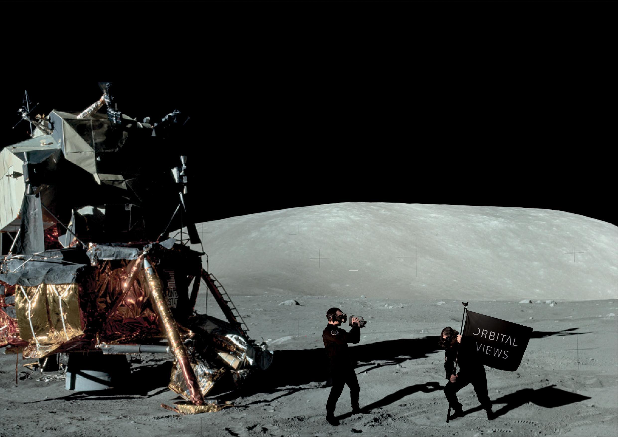 Apollo Moon Operations refait vivre les premiers pas sur la Lune en réalité virtuelle