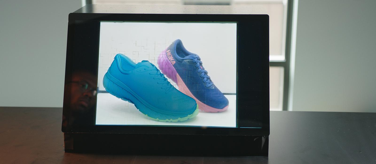 Project Glasswing, la vitrine en réalité augmentée d'Adobe