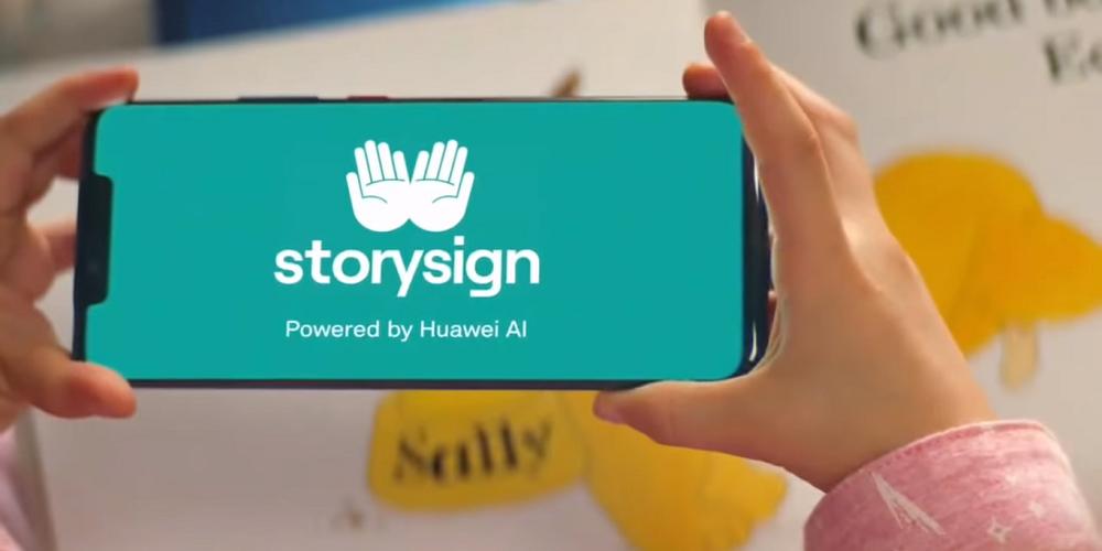 StorySign, l'application qui traduit la langue des signes avec la réalité augmentée
