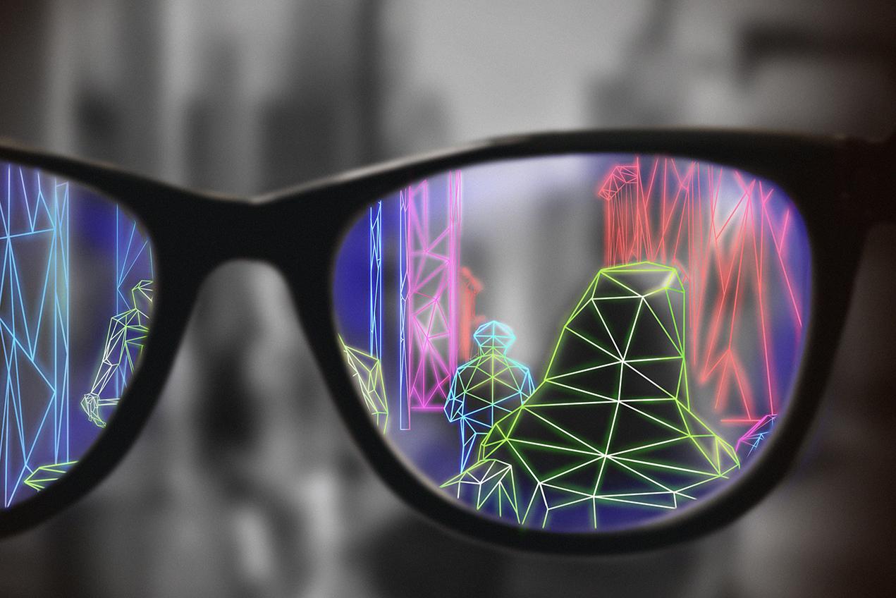 Lunettes de réalité augmentée pour les malvoyants