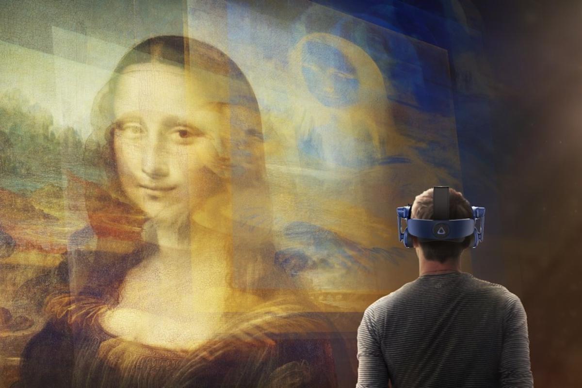 Le Louvre prépare sa première expérience de réalité virtuelle avec la Joconde
