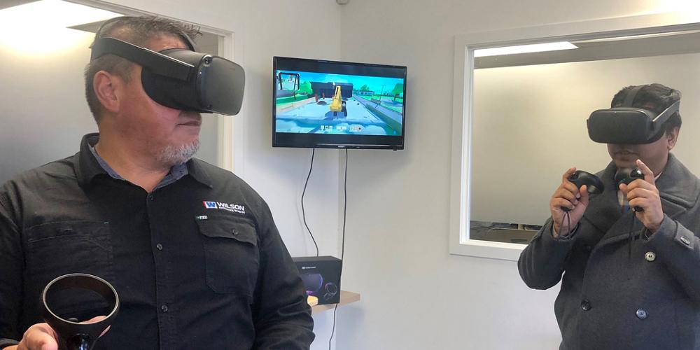 Le programme en VR pour faire baisser le chômage en Nouvelle-Zélande