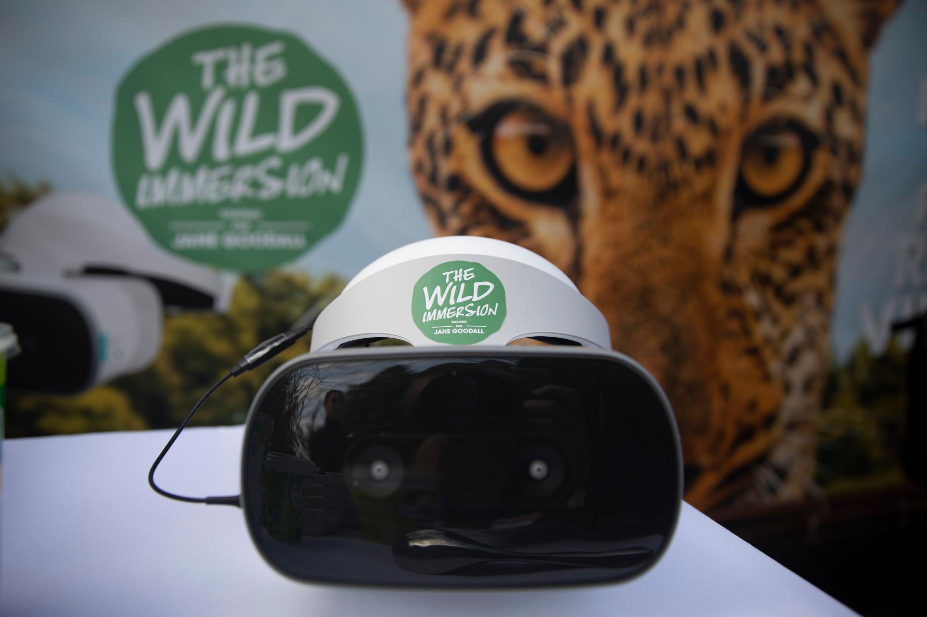 L'expérience de réalité virtuelle de Corsica Ferries et Wild Immerison