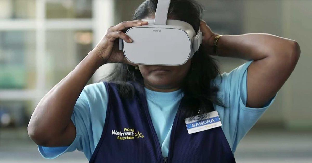 Walmart forme et promeut ses employés grâce à la VR