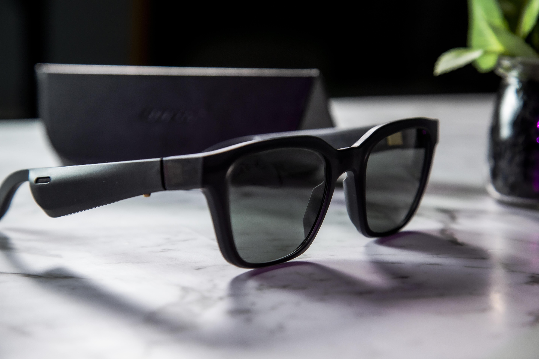 Les lunettes de réalité augmentée sonore de Bose