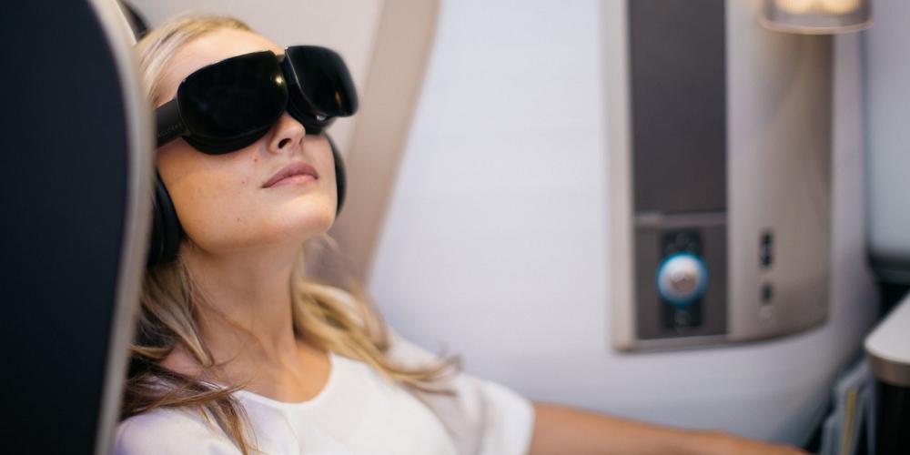 Une expérience de réalité virtuelle proposée par British Airways