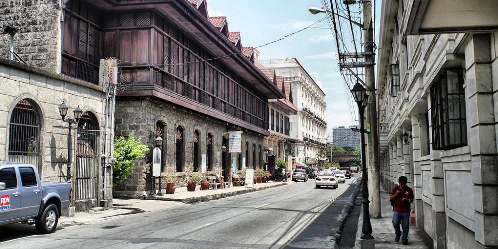 Voir des monuments de Philippines en réalité augmentée