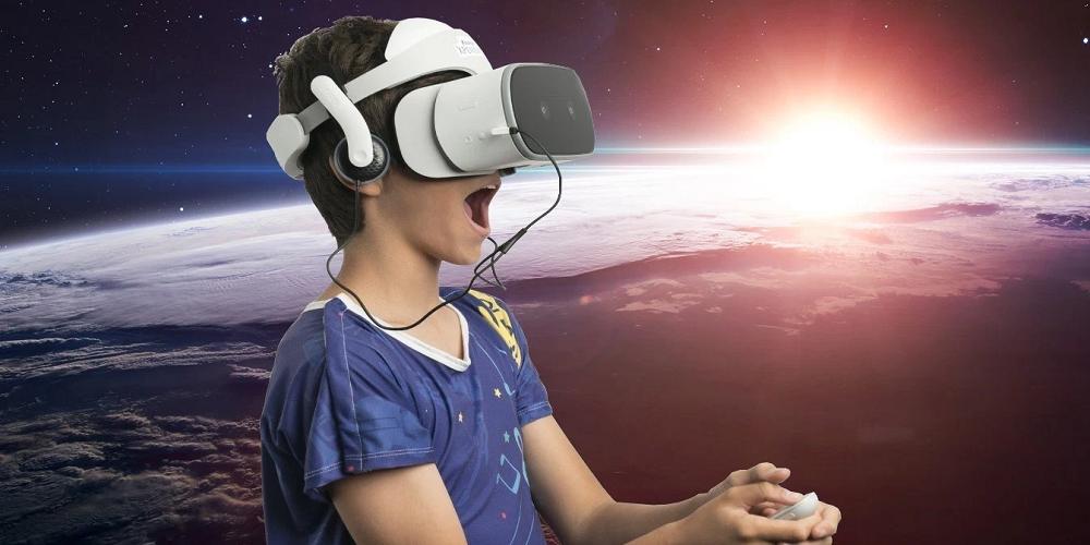 Microgravity Lab est une expérience de réalité virtuelle pour comprendre la physique