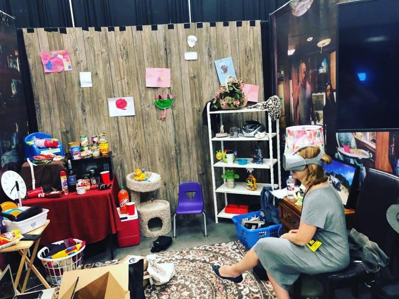 Une formation en réalité virtuelle contre la maltraitance des enfants