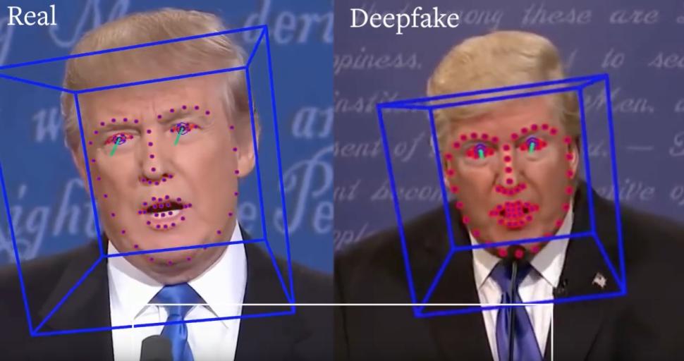 De nombreux chercheurs travaillent actuellement sur la détection des deepfake