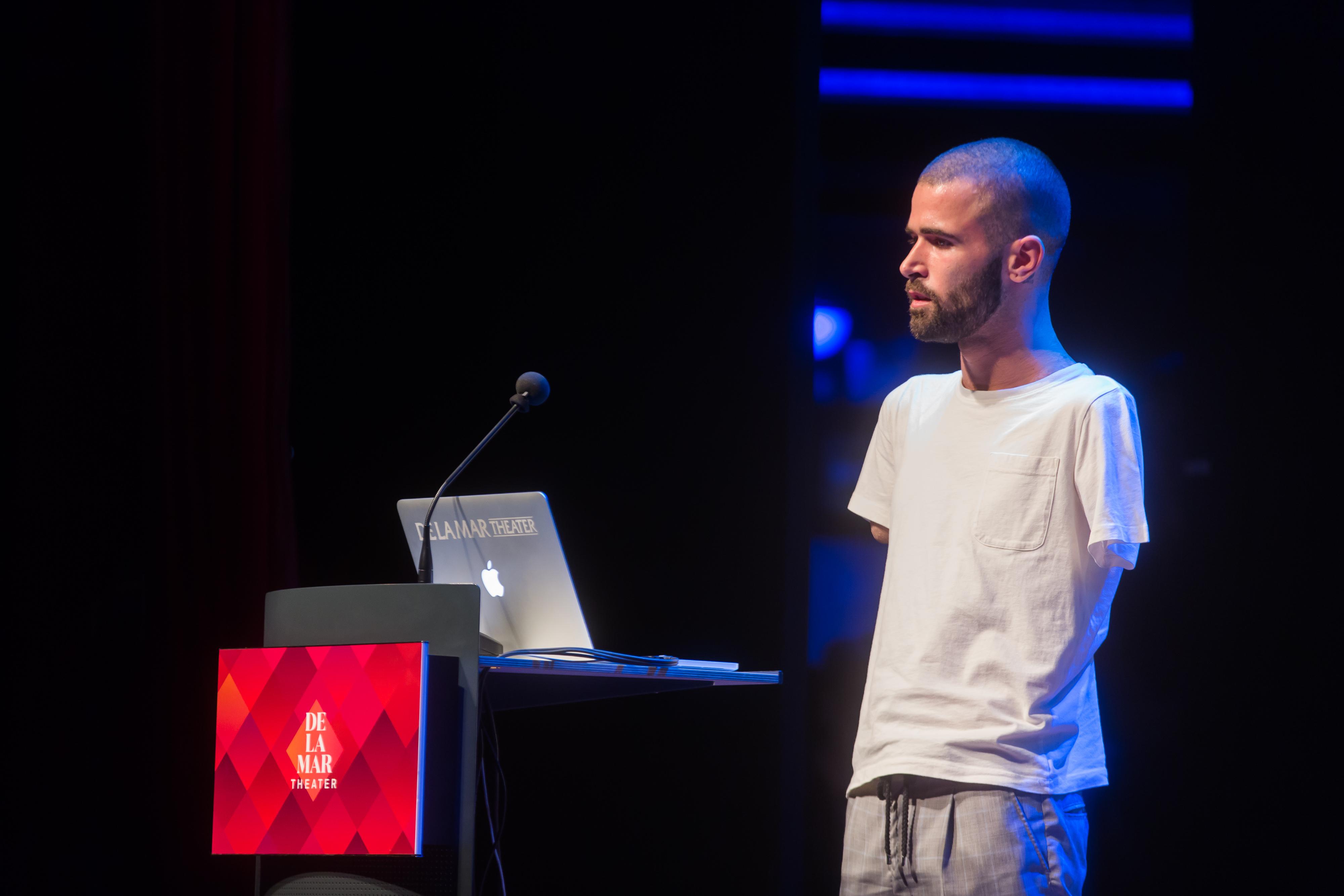 Louis Derungs au sommet sur la santé et la réduction de la douleur des VR Days