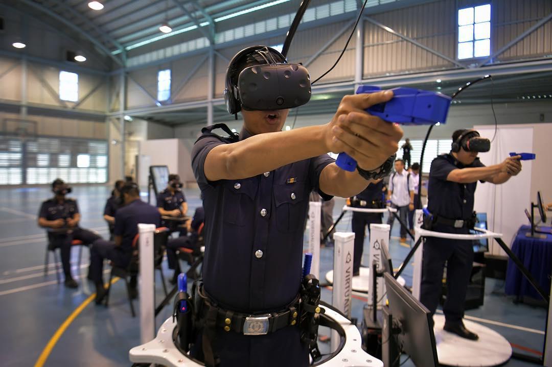 Formation et simulation à VR Days 2019