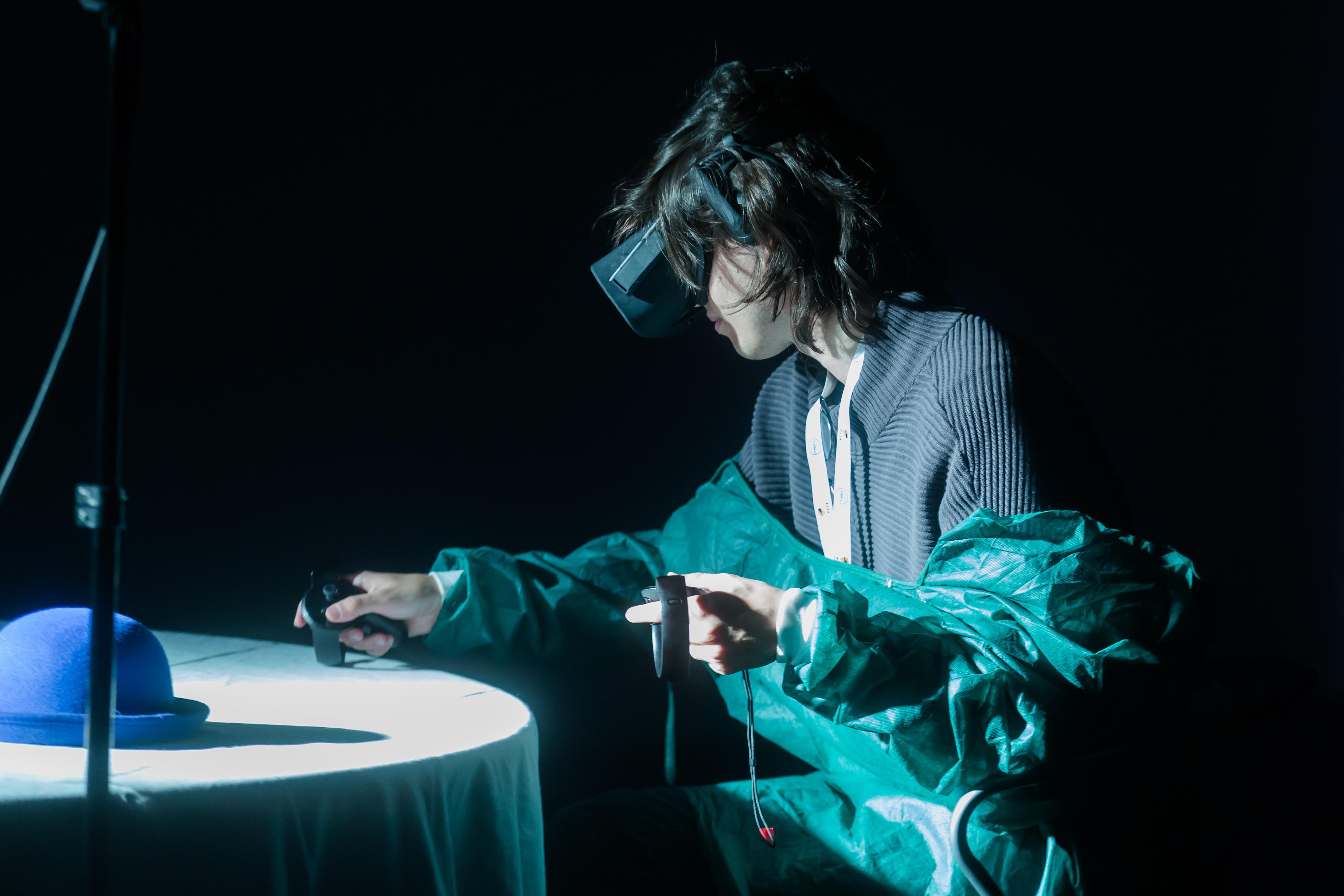 Les VR Days permettent de faire découvrir des œuvres d'art en réalité virtuelle