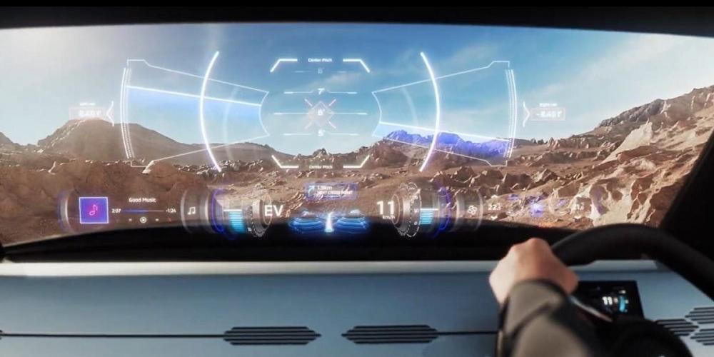 De la réalité augmentée dans le nouvel SUV de Mitsubishi