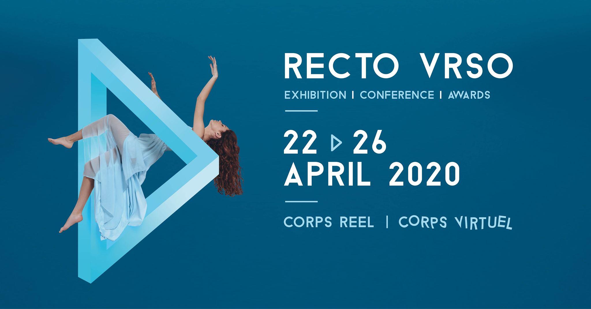 La 3ème édition du festival Recto VRso se tiendra du 22 au 26 avril 2020