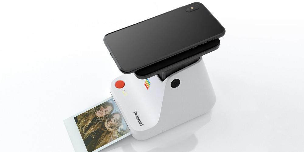 Des photos en réalité augmentée avec Polaroid