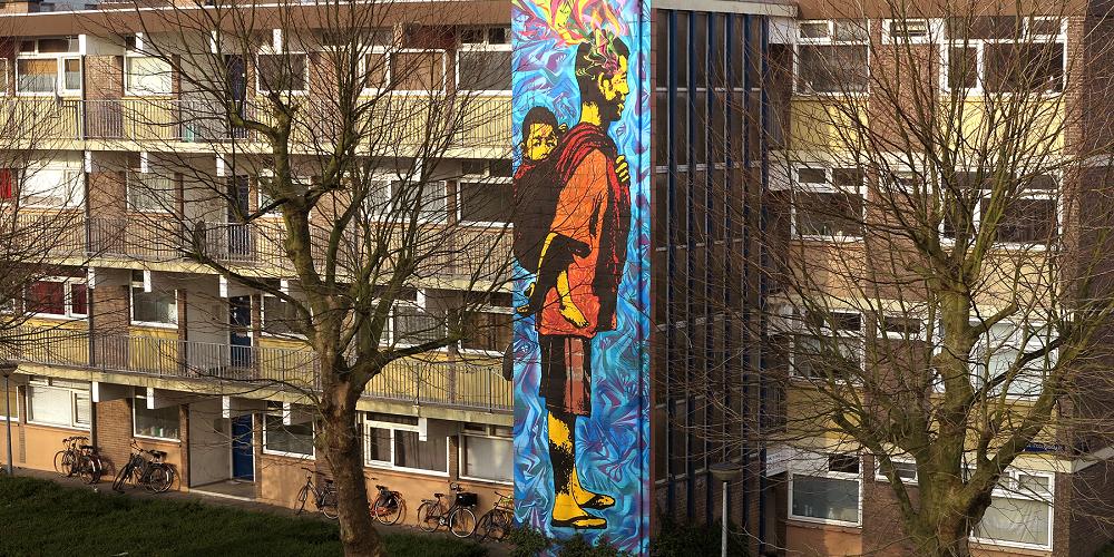 La réalité virtuelle pour préserver des collections de street-art