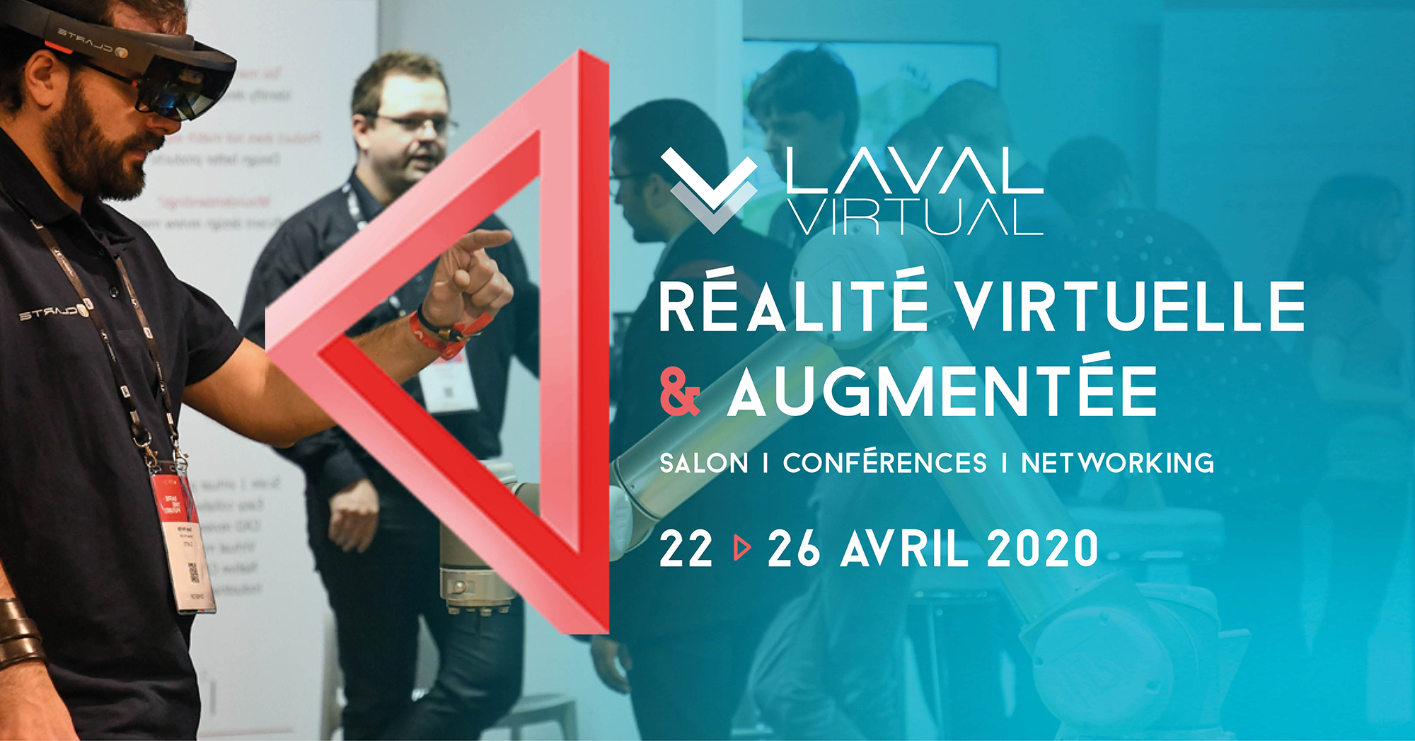 laval virtual 2020 billetterie pro