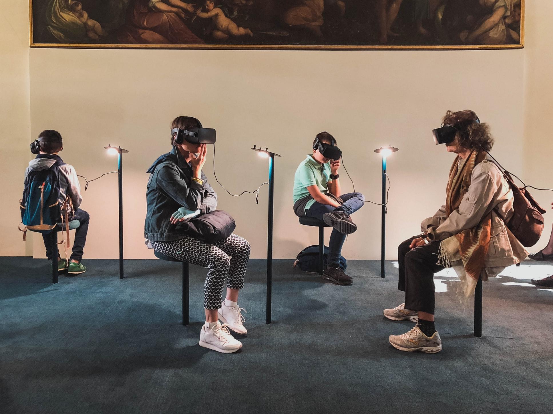 Charte de recommandations sur l'usage de la réalité virtuelle