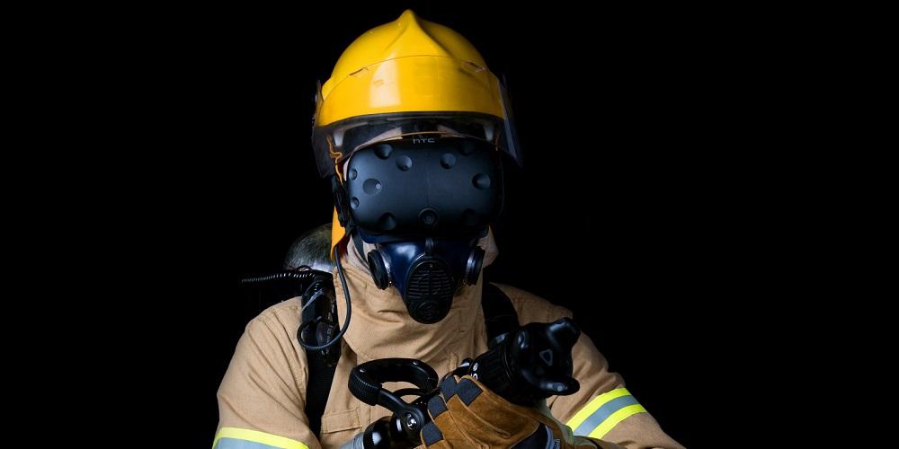 La réalité virtuelle forme les pompiers de Californie
