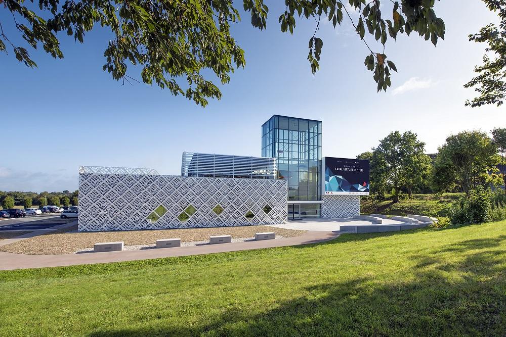 Le Laval Virtual Center à la Technopôle de Laval