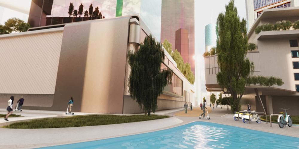 La réalité virtuelle pour voir l'architecture du futur