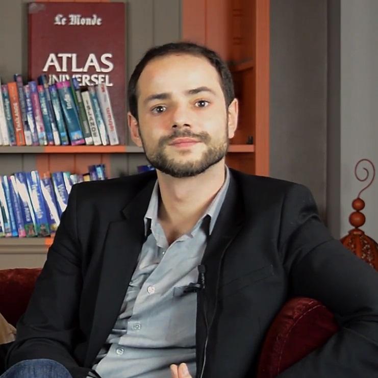Portrait d'Amar Silem