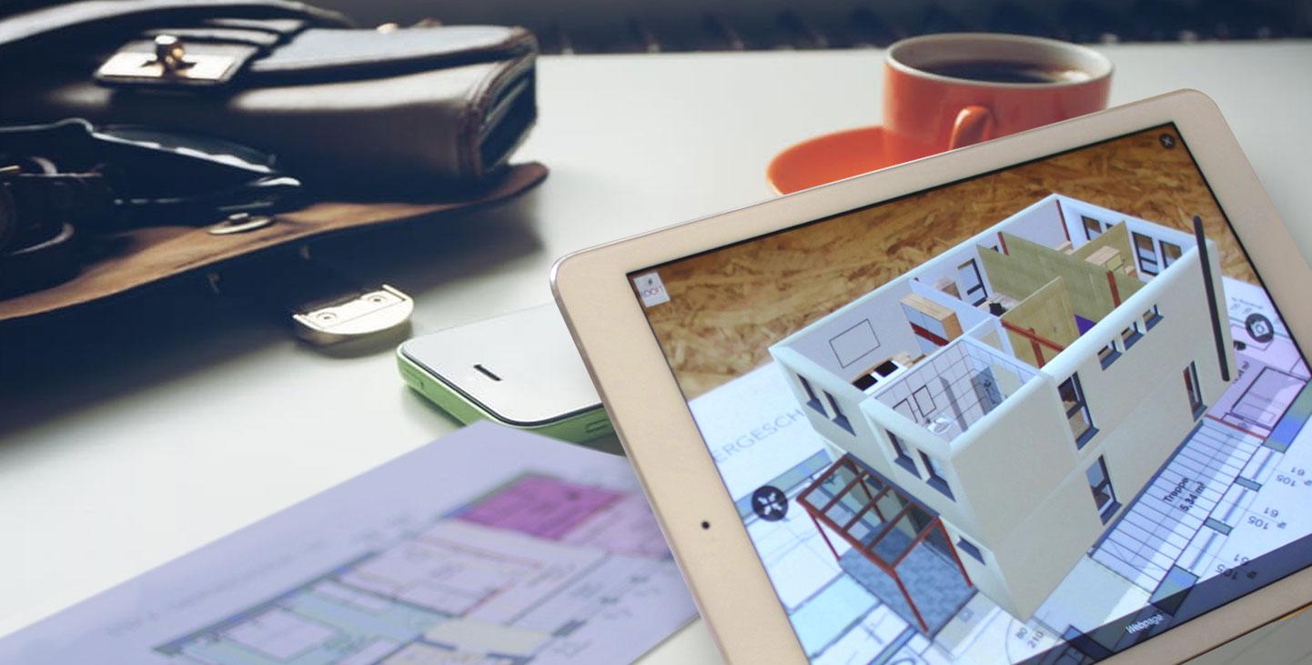 La réalité augmentée et virtuelle dans l'immobilier