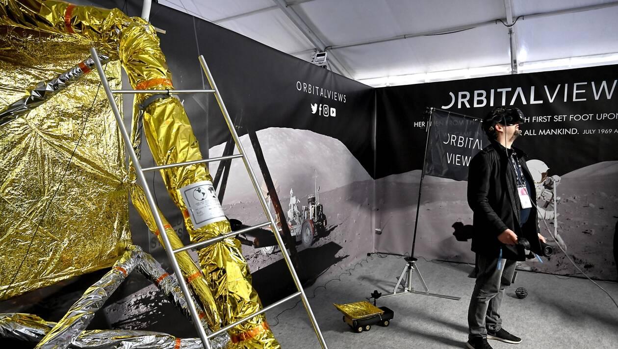 L'expérience Apollo Moon Operations d'Orbital Views a remporté le Grand Prix des Laval Virtual Awards 2019