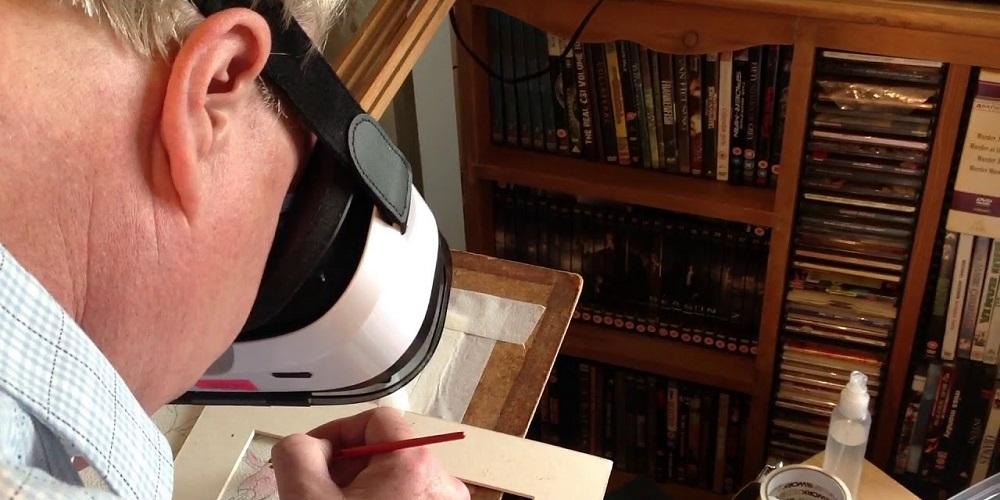 Sight Plus est un dispositif de réalité virtuelle qui aide contre la perte de la vue