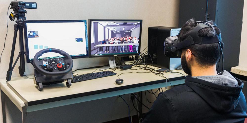 Un programme de réalité virtuelle pour aider les bègues