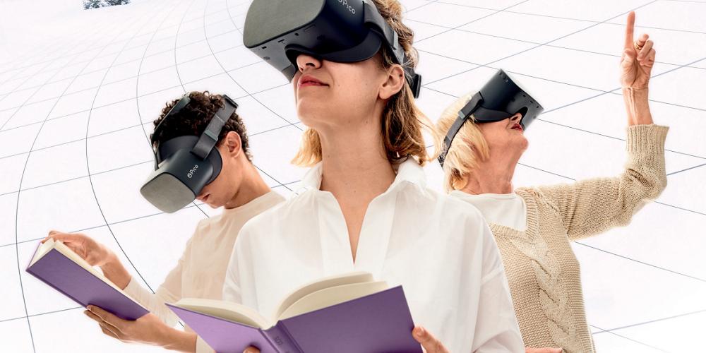 De la lecture en réalité virtuelle