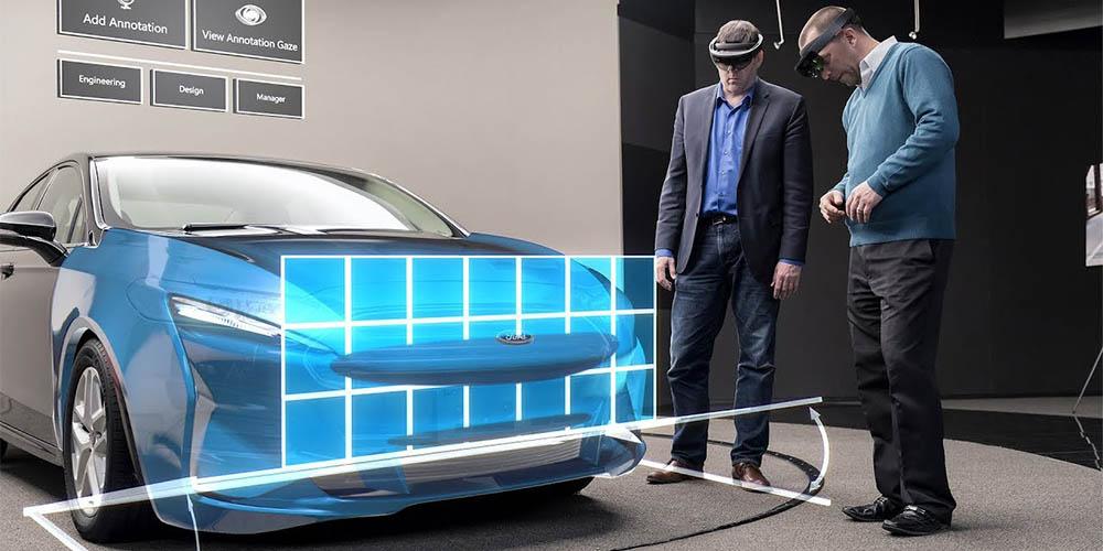La réalité virtuelle pour mieux connaître la voiture électrique de Ford