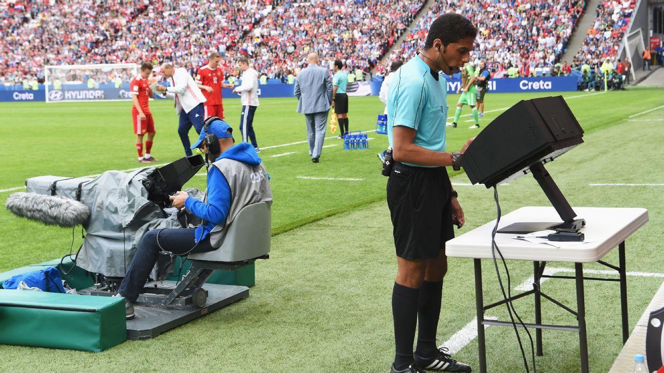 L'intelligence artificielle aide à détecter les fautes au football