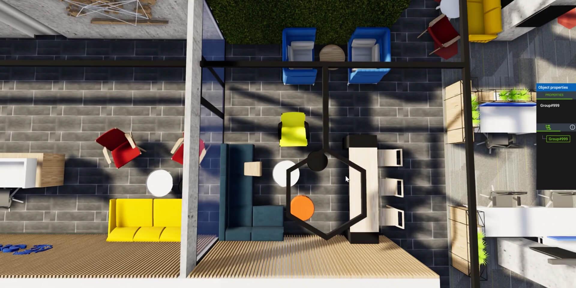 Trezi, la première plateforme de réalité virtuelle pour l'architecture et la construction