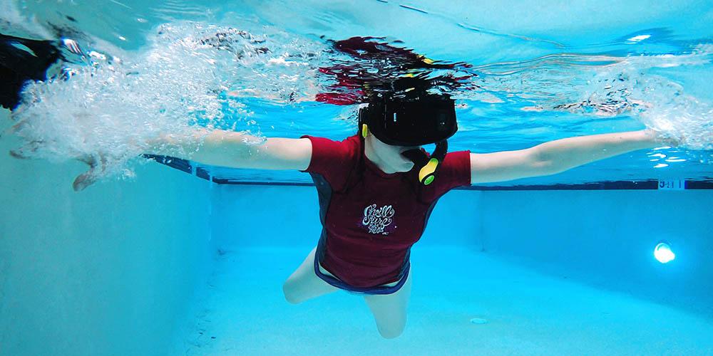 Spaced Out, l'expérience de plongée en réalité virtuelle
