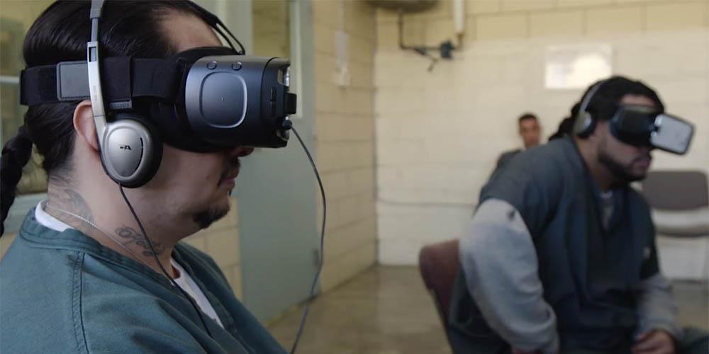 Une formation de réalité virtuelle pour la réhabilitation des détenus
