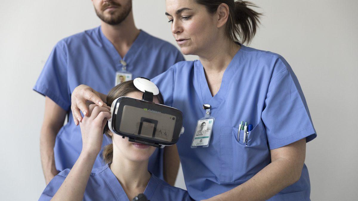Une formation en réalité virtuelle pour l'hygiène médicale