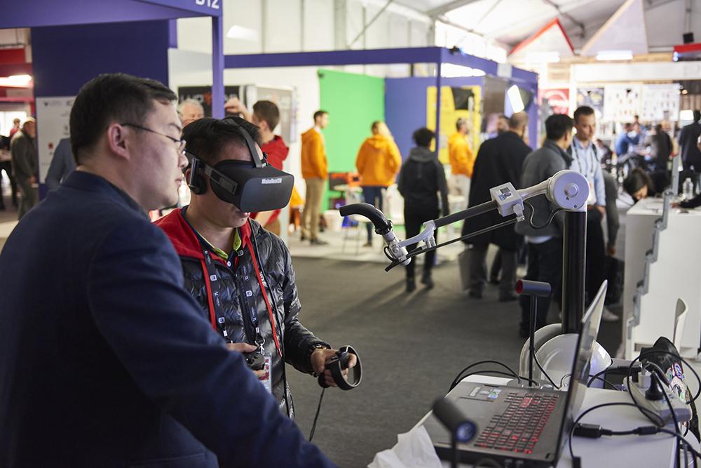 Des #Experiences de cross-technologie en compétition à Laval Virtual 2020