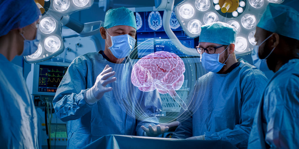 La première opération de chirurgie en réalité augmentée a eu lieu en Italie