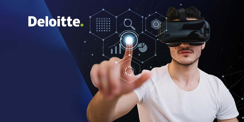 Le service de Deloitte en réalité virtuelle pour accompagner les mutations d'employés