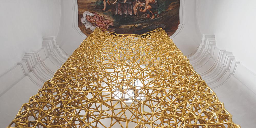 L'impression 3D a permis la restauration d'un élément d'une église