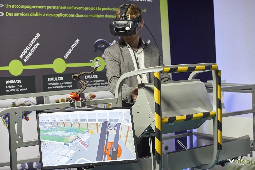 La VR/AR transforme la formation professionnelle et l'éducation