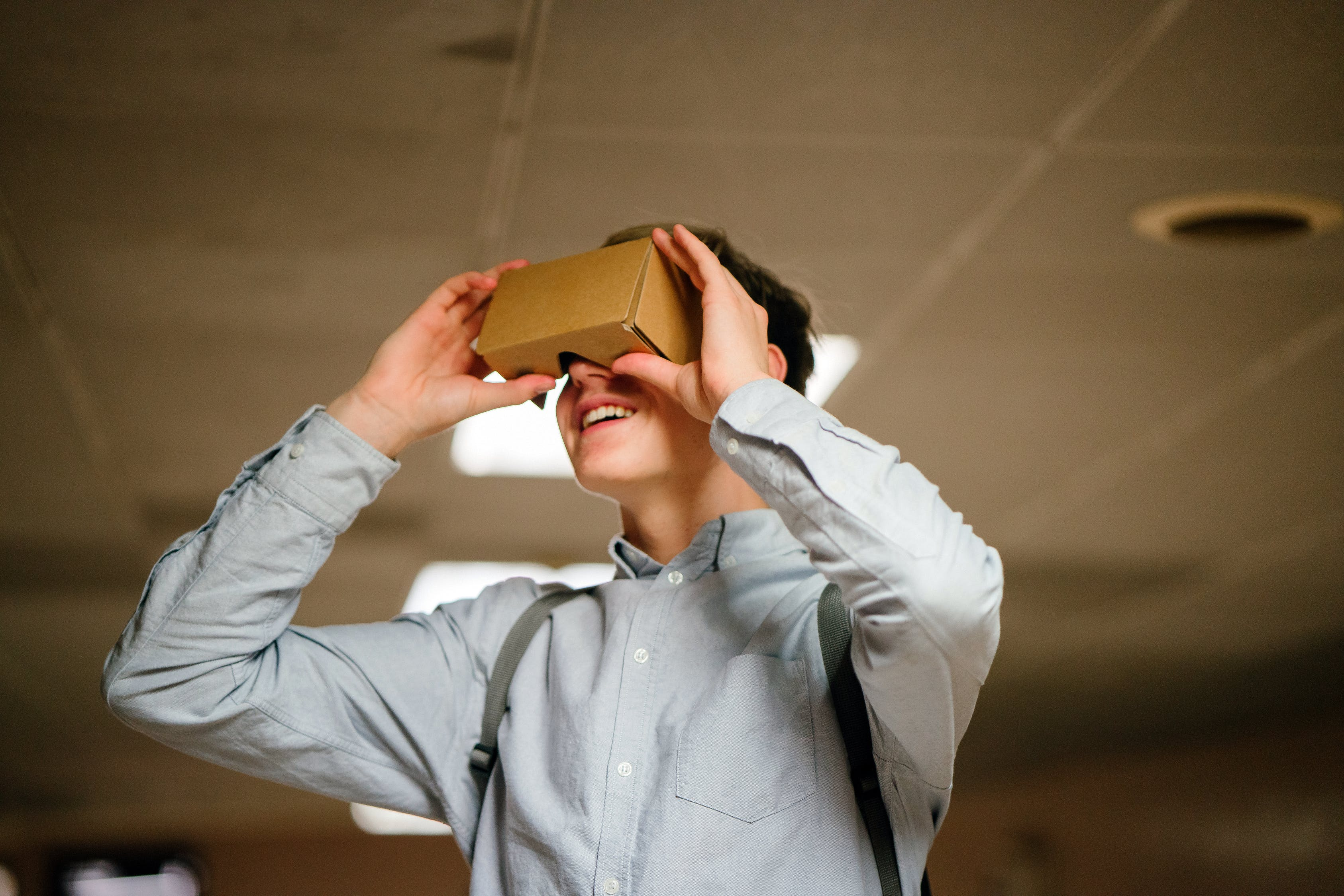 Retrospective XR : le Google Cardboard sortait en 2014