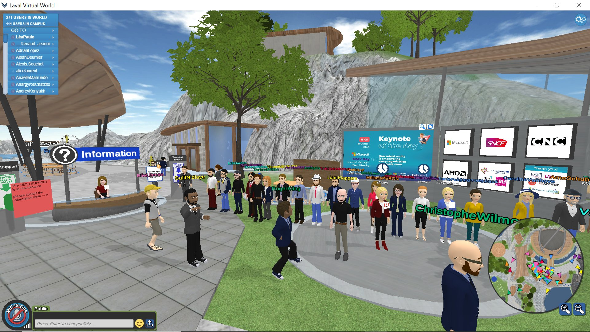 Laval Virtual World 2020 vu par deux influenceurs VR/AR
