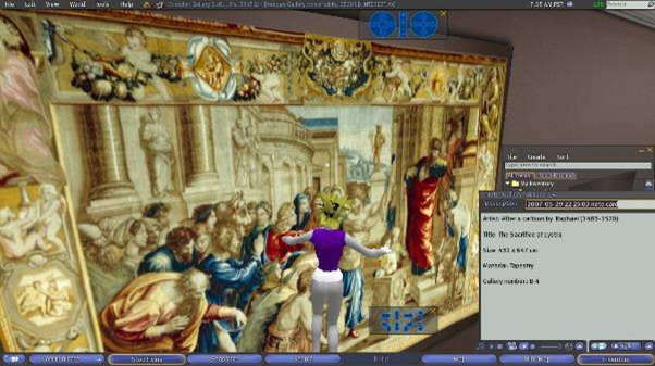 Visite de musées virtuels : Staatliche Gemäldegalerie Dresden